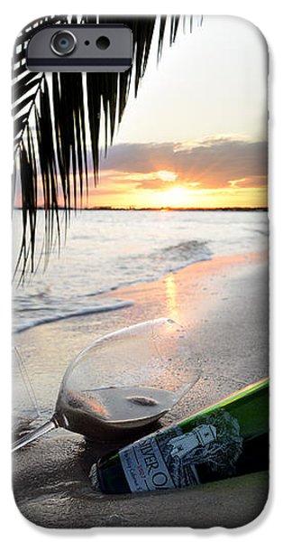 Lost in Paradise iPhone Case by Jon Neidert