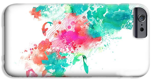 Japanese Garden iPhone Cases - Stream iPhone Case by Budi Satria Kwan