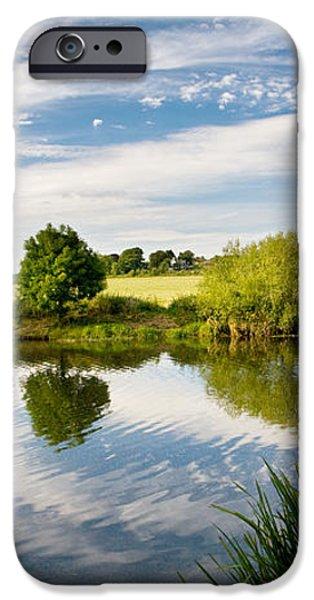 Sturminster Newton - River Stour - Dorset - England iPhone Case by Natalie Kinnear