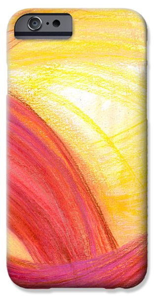 Sublime Design iPhone Case by Kelly K H B