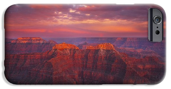 Epic iPhone Cases - Sublime Fire iPhone Case by Peter Coskun