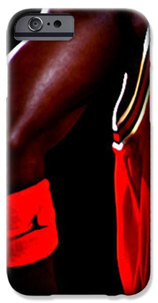 Success Quote 2 iPhone Case by BRIAN REAVES