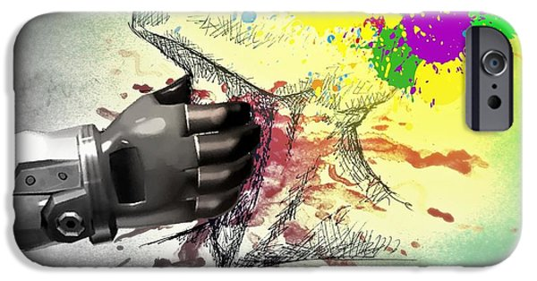 Censorship iPhone Cases - Suffocates Our Freedom And  Prevents The Free Expression iPhone Case by Paulo Zerbato