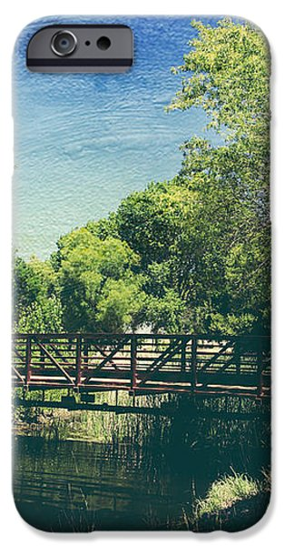 Summer Draws Near iPhone Case by Laurie Search