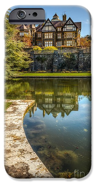 Summer House iPhone Case by Adrian Evans