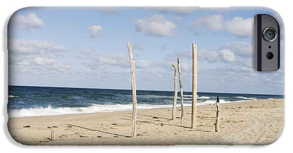 Chatham iPhone Cases - Summer in Cape Cod iPhone Case by Patricia Hofmeester