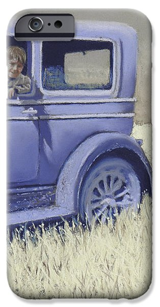 Summer of '29 iPhone Case by Tracy L Teeter