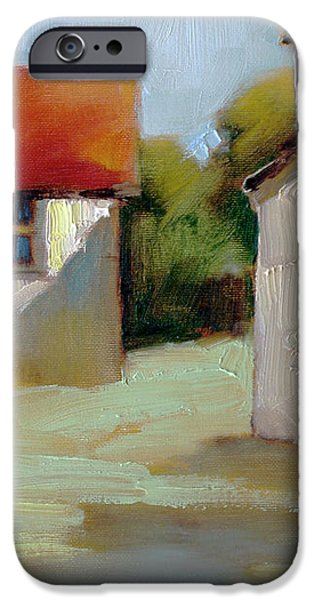 Summer Shadows iPhone Case by Joyce Hicks