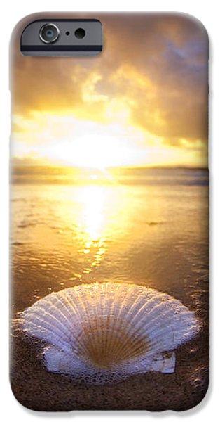 Summer Solstice iPhone Case by Sean Davey