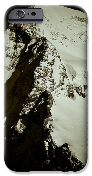 Summit iPhone Cases - Summit iPhone Case by Frank Tschakert
