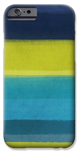 Sun and Surf iPhone Case by Linda Woods