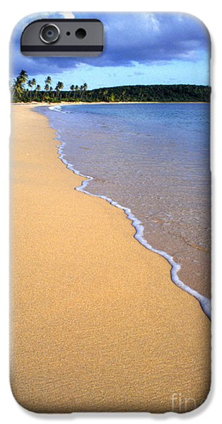 Sun Bay iPhone Case by Thomas R Fletcher