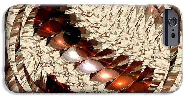 Shade iPhone Cases - Sun Sand Shadows iPhone Case by Anastasiya Malakhova