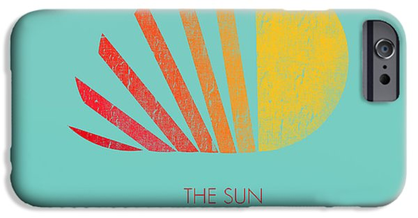 Quotation iPhone Cases - Sun Will Rise Again iPhone Case by Budi Kwan
