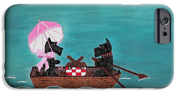 Recently Sold -  - Basket iPhone Cases - Sunday Afternoon iPhone Case by Mary Louise Simmons