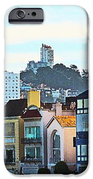 Sunday at Marina Green Park Fort Mason San Francisco CA iPhone Case by Artist and Photographer Laura Wrede