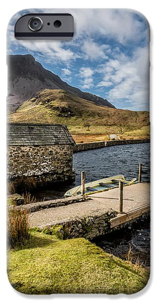 Sunken Boats iPhone Case by Adrian Evans