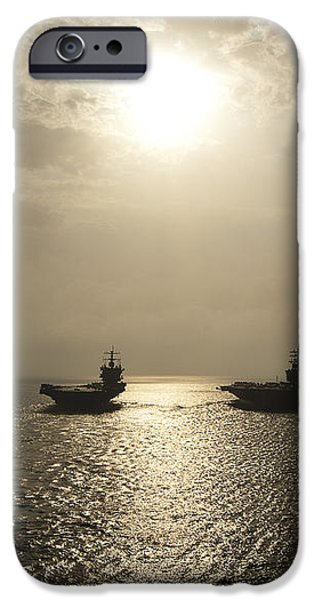 Sunrise at Sea iPhone Case by Mountain Dreams