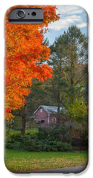 Sunrise on the farm iPhone Case by Bill  Wakeley