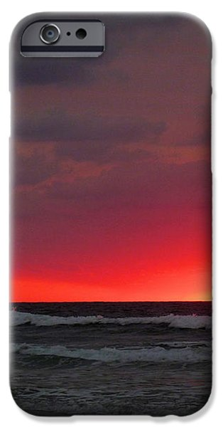 Sunrise Pink iPhone Case by JC Findley