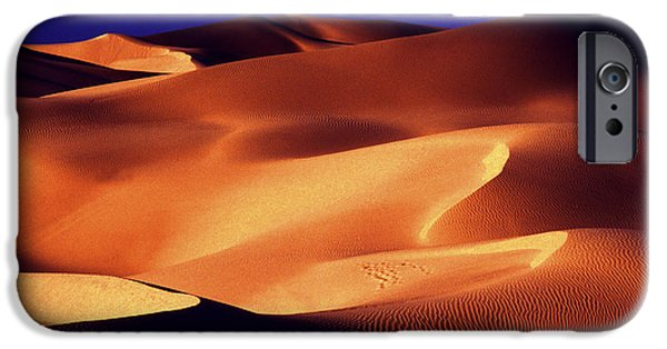 Sand Patterns iPhone Cases - Sunrise shadows iPhone Case by Paul W Faust -  Impressions of Light