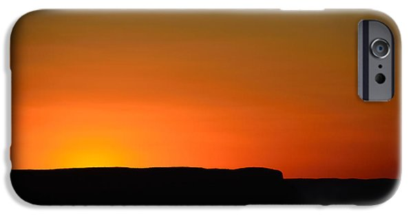 Grand Canyon iPhone Cases - Sunset at Grand Canyon iPhone Case by RicardMN Photography