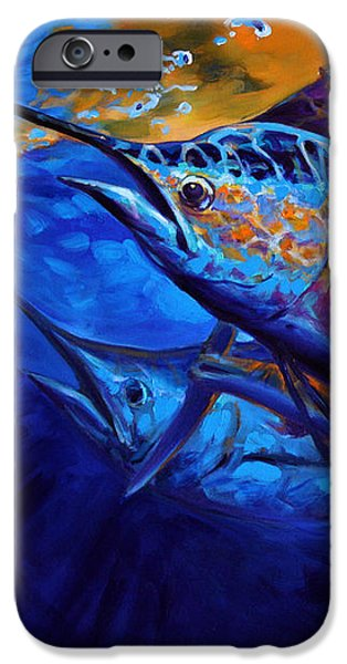 Sunset Bite iPhone Case by Mike Savlen