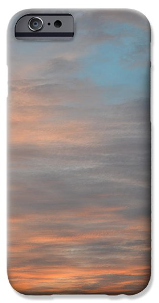 Chatham iPhone Cases - Sunset in Savannah iPhone Case by Linda Covino