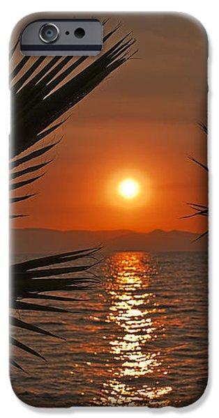 Sunset iPhone Case by Jelena Jovanovic