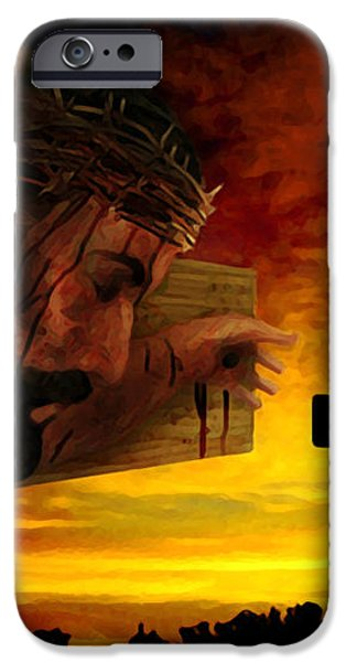 Sunset iPhone Case by Mark Spears