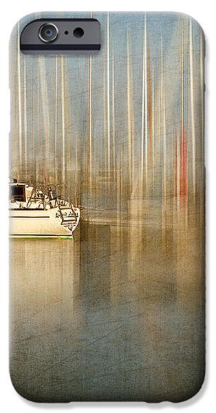 Sunset Sail iPhone Case by Amy Weiss