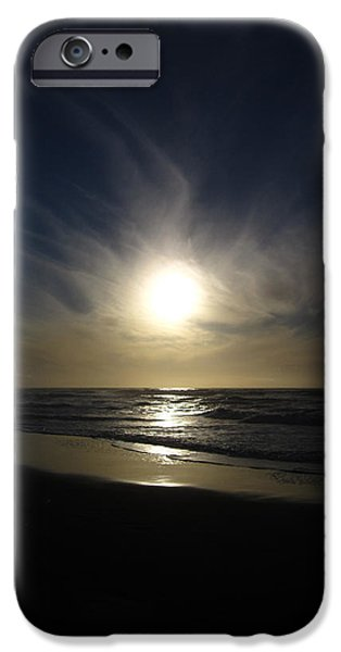 Sun iPhone Cases - Sunset Series No.4 iPhone Case by Ingrid Van Amsterdam