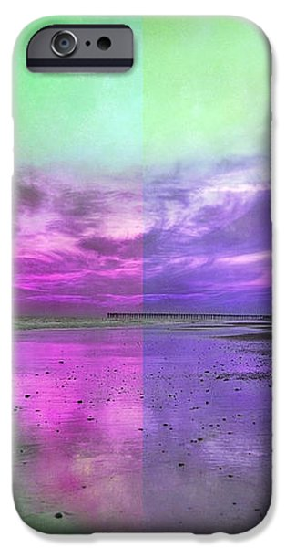 Sunset Spirits iPhone Case by Betsy A  Cutler