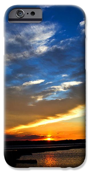 Sunset  iPhone Case by Tim Buisman