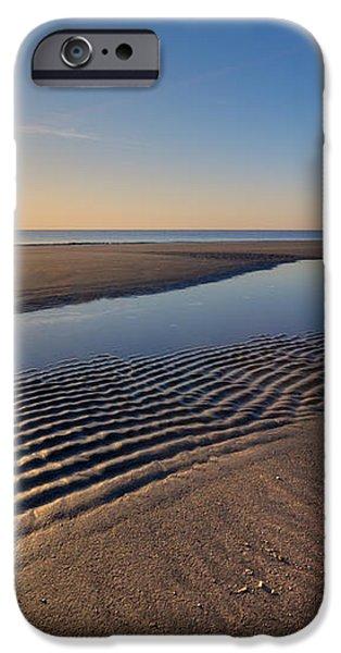 Sunshine on the Beach iPhone Case by Debra and Dave Vanderlaan