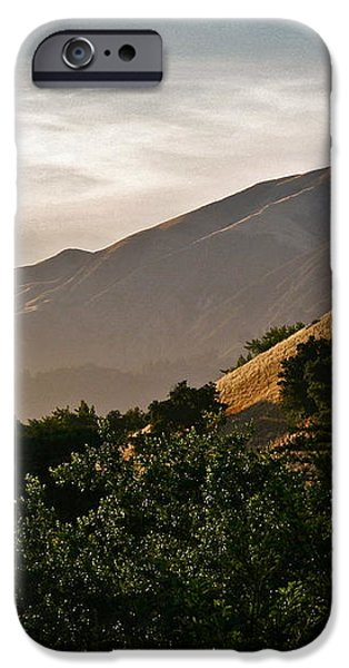 Sunswept  iPhone Case by Maureen J Haldeman