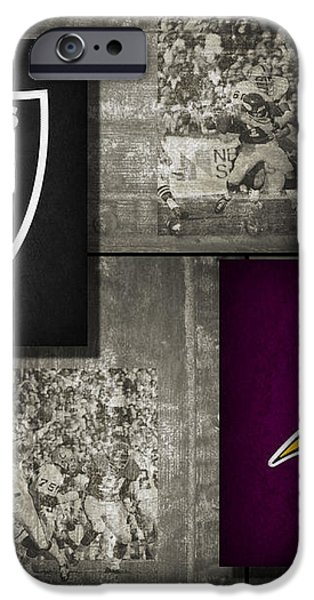 SUPER BOWL 11 iPhone Case by Joe Hamilton