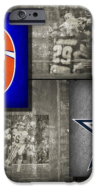 SUPER BOWL 12 iPhone Case by Joe Hamilton