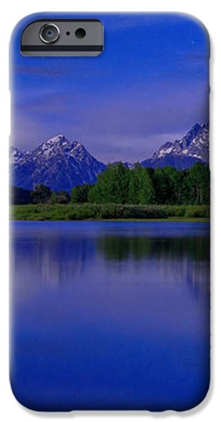 Super Moon iPhone Case by Chad Dutson
