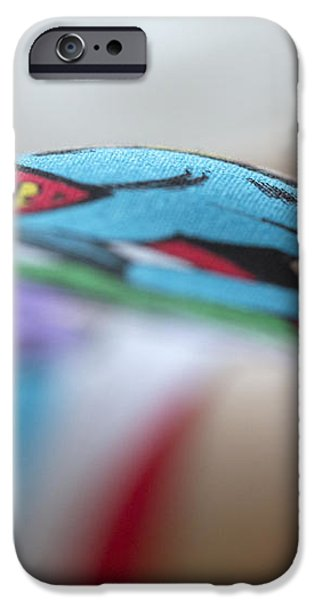 Supergirl iPhone Case by David Hare