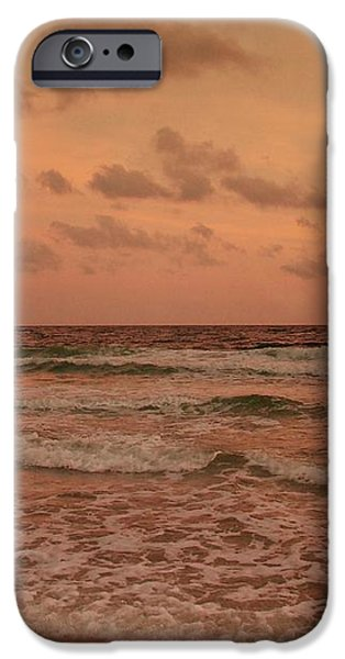 Surf - Florida iPhone Case by Sandy Keeton