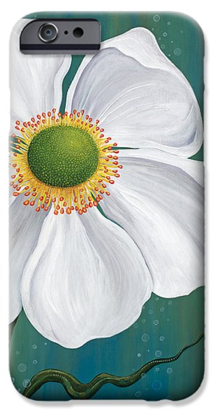 Surfacing iPhone Case by Tanielle Childers