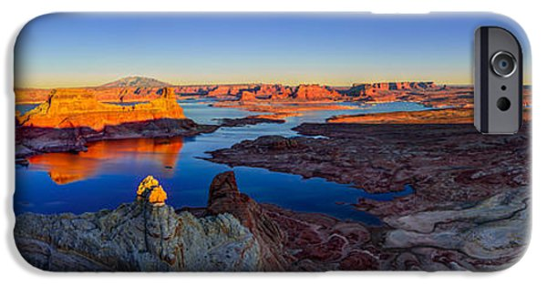 Bay Photographs iPhone Cases - Surreal Alstrom iPhone Case by Chad Dutson