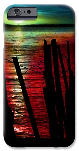 Cheap iPhone Cases - Surreal Sunset iPhone Case by Marianna Mills