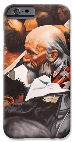 Homeless iPhone Cases - Surrender iPhone Case by Karl Melton