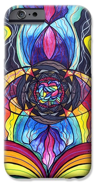 Surrender iPhone Case by Teal Eye  Print Store