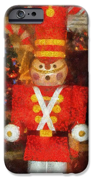Toy Shop Digital iPhone Cases - Surrender Walt Disney World iPhone Case by Thomas Woolworth