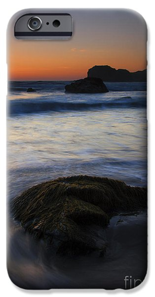 Engulfing iPhone Cases - Surrounded by the Tide iPhone Case by Mike  Dawson