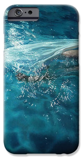 Susperia iPhone Case by Mia Tavonatti