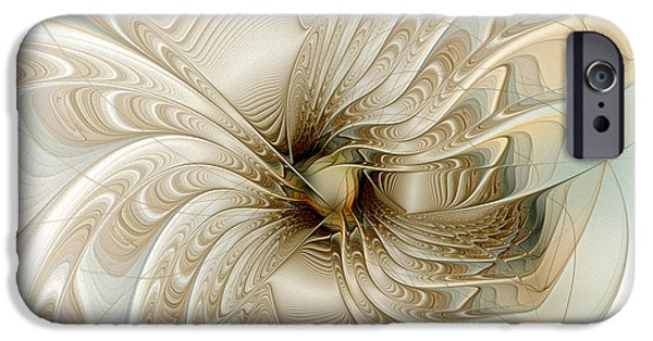 Best Sellers -  - Floral Digital Art Digital Art iPhone Cases - Sweet Dream iPhone Case by Amanda Moore